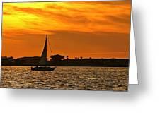 Sunset Xxxiii Greeting Card