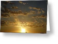 Sunshine Moment Greeting Card