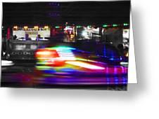 Super Dodge Greeting Card