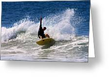 Surfer 2 Greeting Card