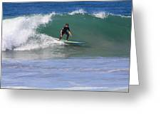 Surfer 3 Greeting Card