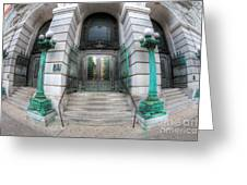 Surrogate's Courthouse I Greeting Card
