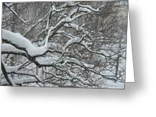 Swedish Winter Greeting Card
