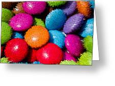 Sweet Abstract 3d Greeting Card