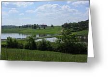 Sweet Alabama Barn Greeting Card