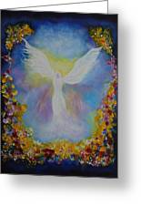 Sweet Angel Greeting Card