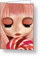 Sweet As Sugar Greeting Card