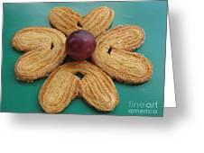 Sweet Flower Greeting Card