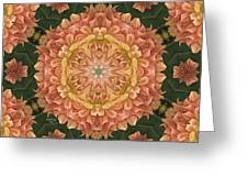 Sweet Peaches Greeting Card