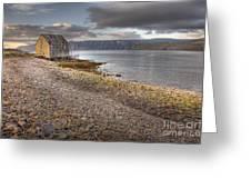 Syltefjord Greeting Card