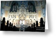 Synagogue Greeting Card