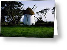 Tacumshane Windmill, Co Wexford, Ireland Greeting Card