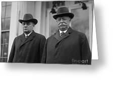 Taft & Butler, 1922 Greeting Card