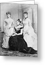 Taft Family, 1884 Greeting Card