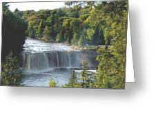 Tahquamenon Falls 1531 Greeting Card