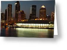 Tampa Bay Greeting Card