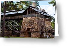 Tannehill Furnaces 2012 Greeting Card