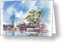 Tarn Et Garonne In France 01 Greeting Card
