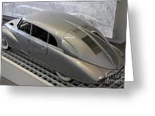 Tatra T 87 Greeting Card