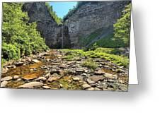 Taughannock Falls Greeting Card