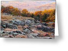 Taum Sauk Mountain Glade I Greeting Card