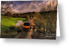 Taw Valley Greeting Card