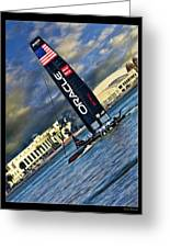 Team Oracle On The Bay Greeting Card