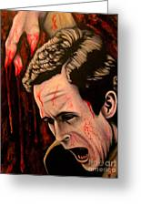Ted Bundy Greeting Card