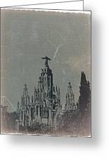 Temple Expiatory Greeting Card