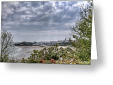 Tenby Pembrokeshire Greeting Card