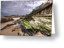 Tenby Rocks Painted Greeting Card