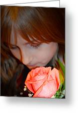 Tender Moments Greeting Card