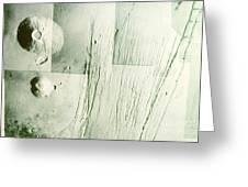 Tharsis Bulge Greeting Card