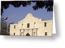 The Alamo San Antonio Texas Greeting Card