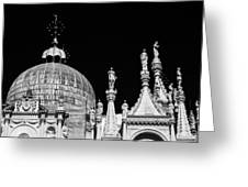 The Art Of Venice Greeting Card
