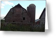 The Barn II Greeting Card