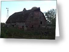 The Barn IIi Greeting Card