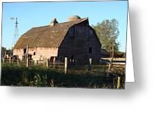 The Barn Iv Greeting Card