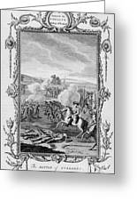 The Battle Of Culloden Greeting Card
