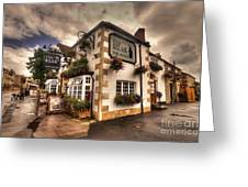 The Bear Inn  Greeting Card