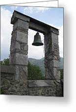 The Bell Greeting Card