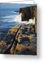 The Burren, Co Clare, Ireland Greeting Card