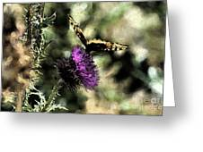 The Butterfly I Greeting Card