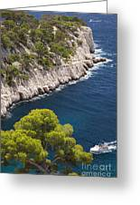 The Calanques Greeting Card
