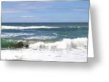 The Captivating Sea Greeting Card