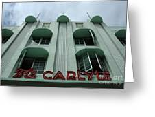 The Carlyle Greeting Card