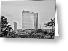 The Cira Center - Philadelphia Greeting Card