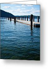 The Coolin Dock Greeting Card