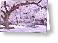 The Coronation Pavilion Greeting Card