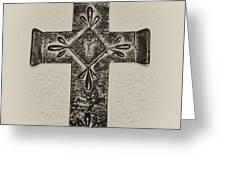 The Cross Greeting Card